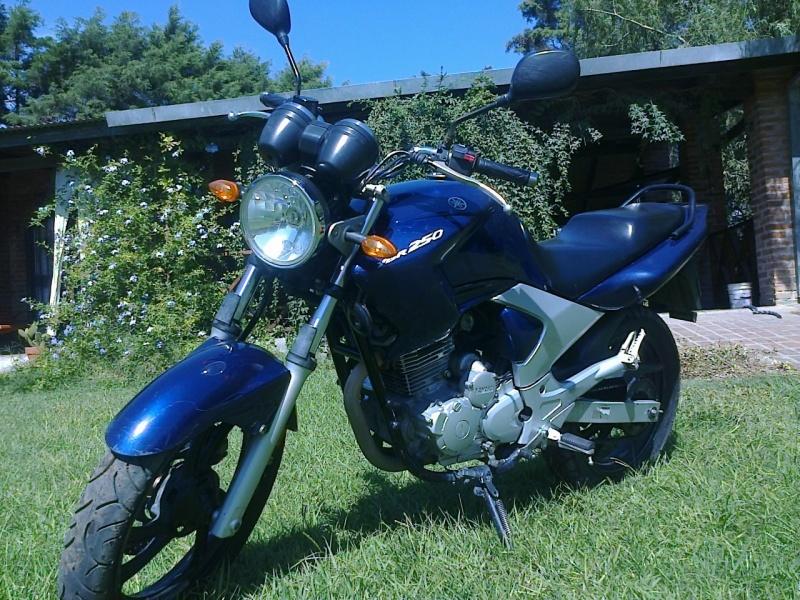 Yamaha YBR Usada en Mendoza, deRuedas