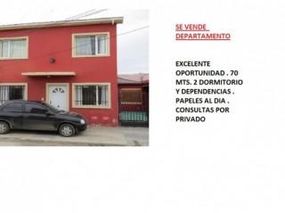 Venta Departamento 2 Ambientes 70 M2 Santa Cruz Río Gallegos