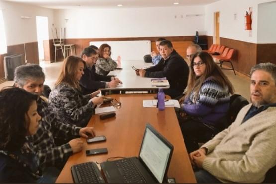 Provincia plasmó el ofrecimiento salarial de Nación en la paritaria