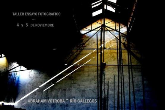 Taller de Ensayo Fotográfico dictado por Abraham Votroba