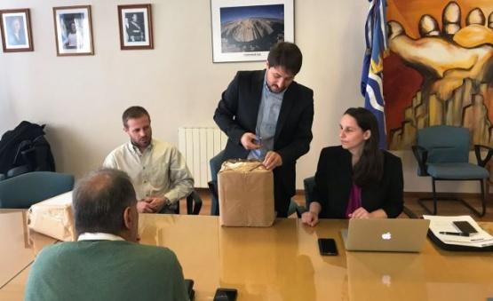 Apertura de sobres de la Licitación del Sistema de Gestión Tributaria