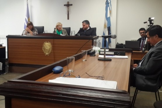 Los jueces dieron a conocer ayer la sentencia que condena al trabajador municipal.