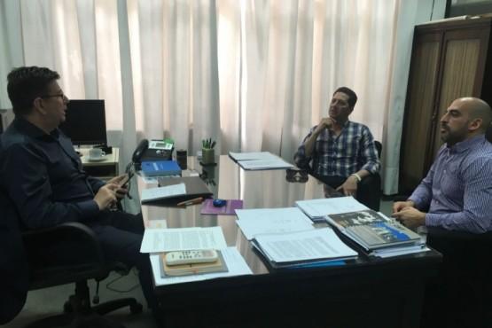 CAPROMISA se reunió con el Subsecretario de Desarrollo Minero de la Nación