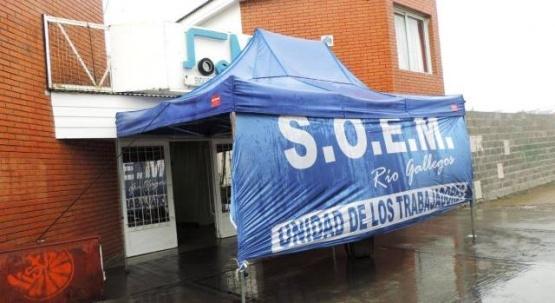 El miércoles cobrarían los Municipales de Río Gallegos