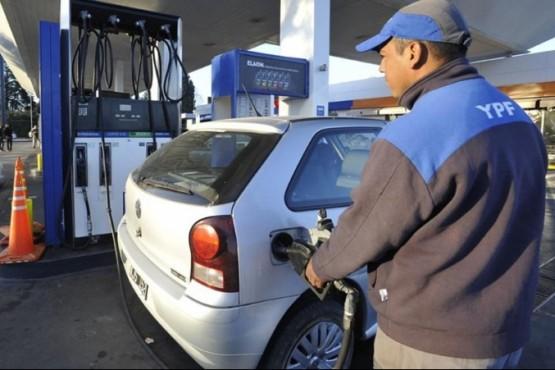 YPF baja el precio de sus naftas el 1,5 por ciento