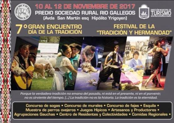 Ultiman detalles para el 3° Festival de la Tradición y la Hermandad