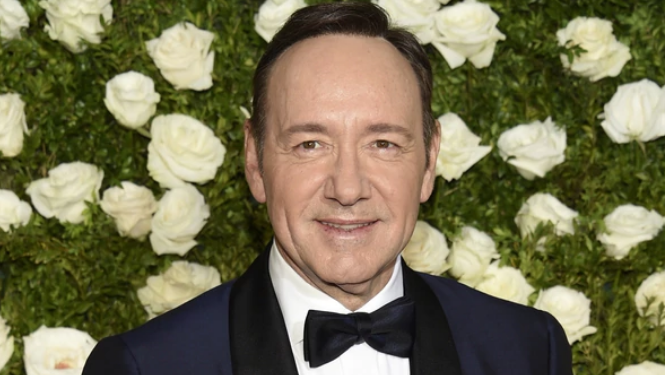 Kevin Spacey. (Photo by Evan Agostini/Invision/AP)