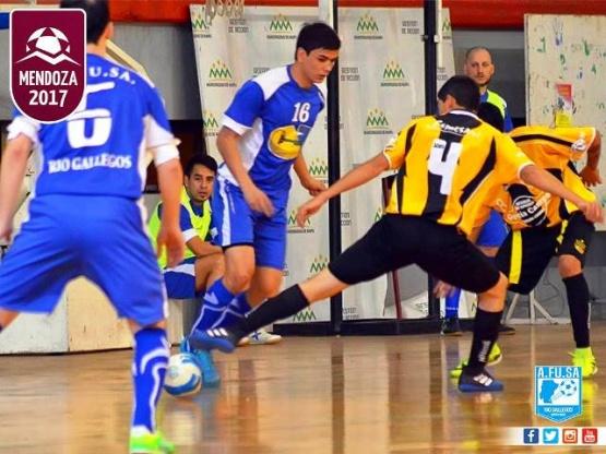 Ce.Ju.Sa. le hizo fuerza al campeón Sudamericano en Mendoza