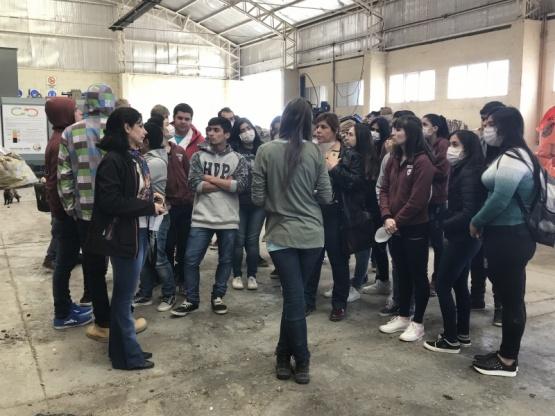 Se realizaron nuevas visitas a la Planta de Tratamiento de Residuos Sólidos