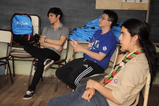 Continúa el 1º Encuentro Local de Juventudes