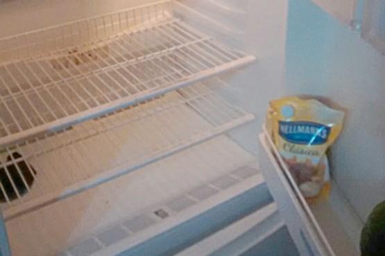 Roban joyas, electrodomésticos y hasta la comida que había en la heladera