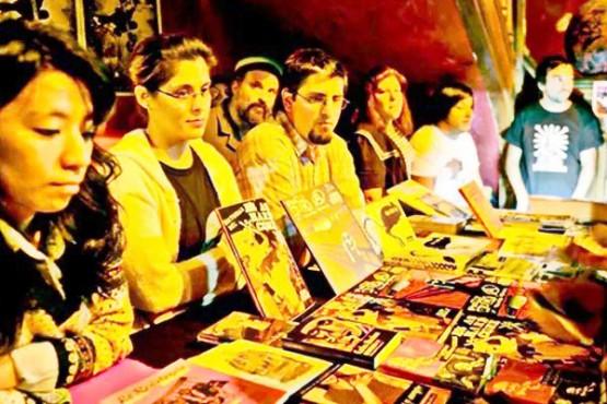 Santa Cruz dirá presente en la Feria del Libro Punk