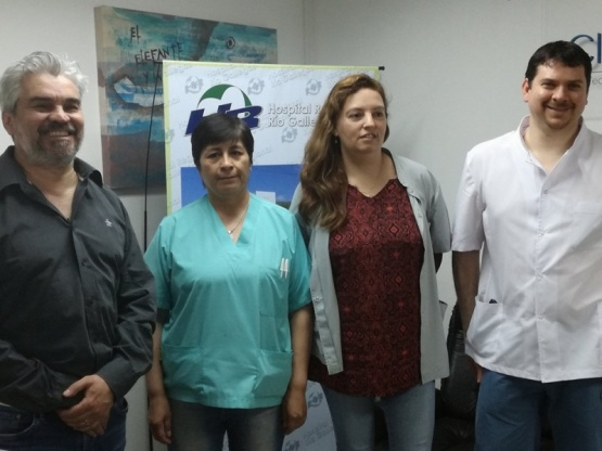 El Hospital se suma a la campaña de concientización por la diabetes