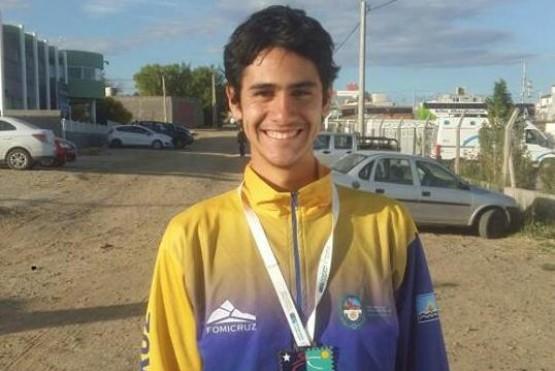 Primera medalla de la mano del atletismo en la Araucanía