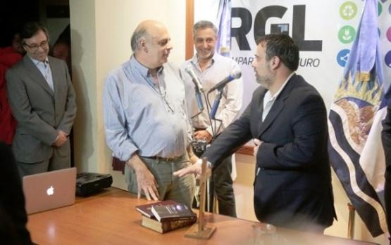 Jorge Caminiti quedó a cargo de Hacienda Municipal