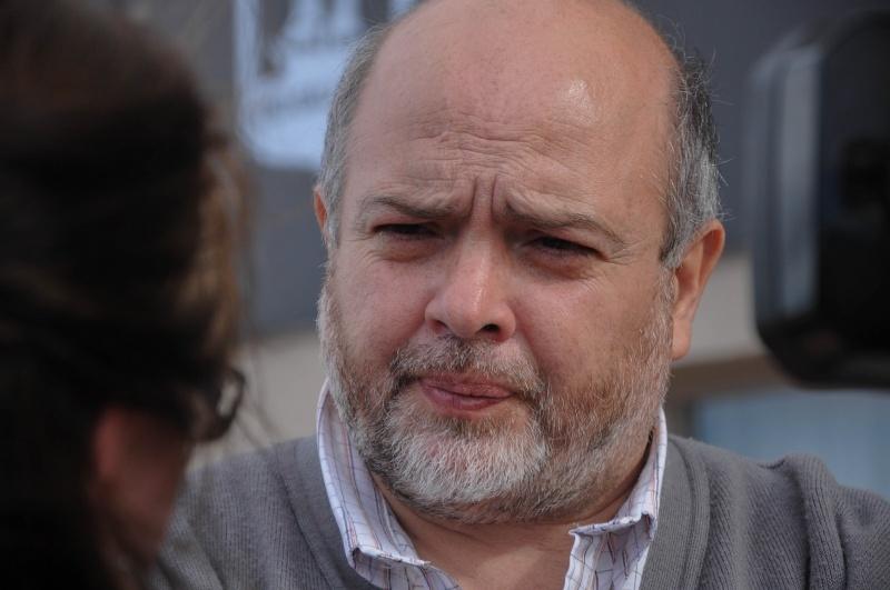 Prof. Eduardo Murua.