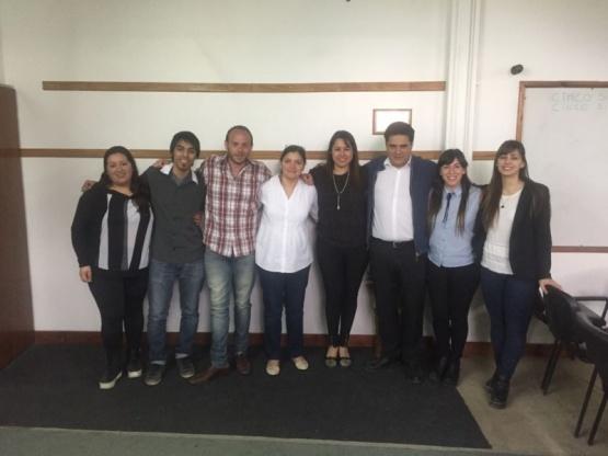 """Continuó el programa """"Jornada social interactiva"""" en Río Turbio"""