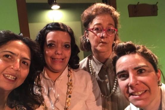 """Con dos funciones se presentará la obra """"Las González"""", de Hugo Luis Saccoccia"""