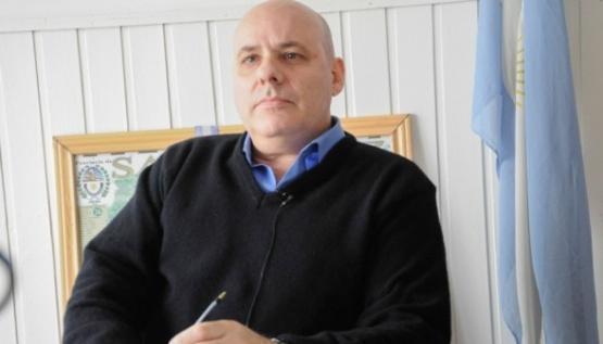 Director del área Miguel D´Abbraccio