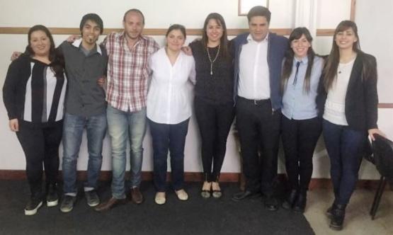 Jornada apuntó al trabajo de regularización y normalización de clubes