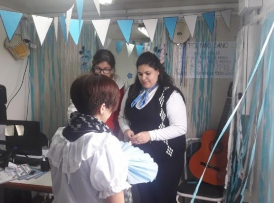 Campaña de Vacunación para completar esquemas en los tráilers sanitarios