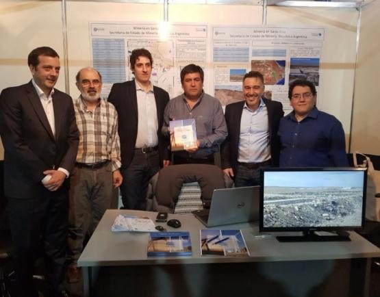Minería participa en Expo Patagonia