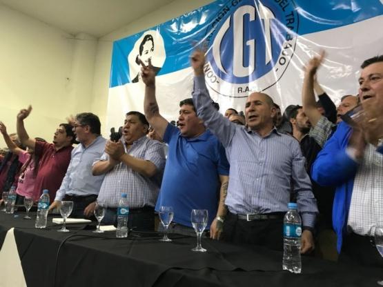 Petroleros Jerárquicos participó de la conformación de una nueva corriente de la CGT