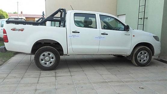 Alquiló una camioneta en Río Gallegos y la vendía en Santa Rosa