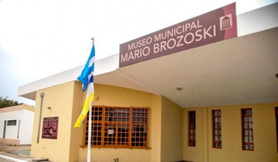 """Museo """"Mario Brozoski"""": un espacio que resguarda patrimonio de Santa Cruz"""