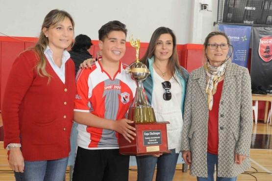 Finalizó el Torneo de Fútbol Infantil Aniversario de Río Gallegos