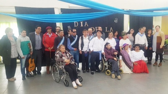 Los Adultos Mayores celebraron el Día de la Tradición