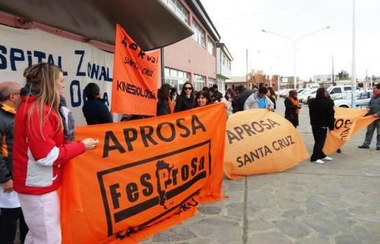 APROSA anunció paro provincial