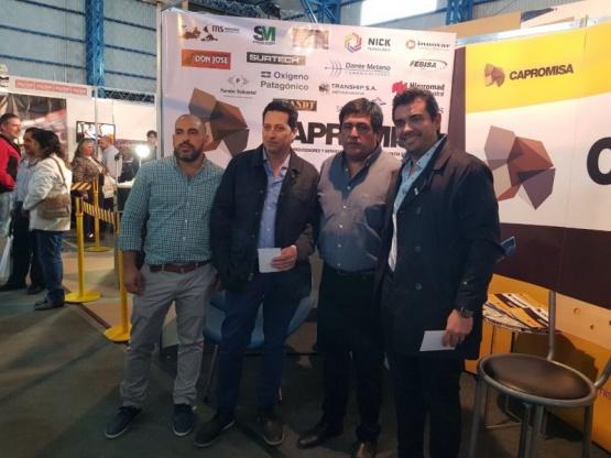 Balance positivo para CAPROMISA en Expo Minera