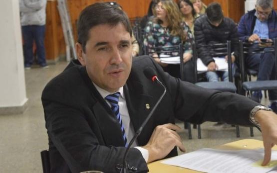 Martínez fue denunciado penalmente por