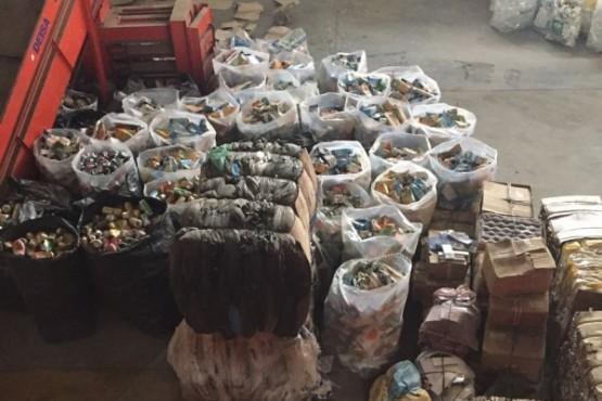 Campaña de concientización para la separación de materiales reciclables