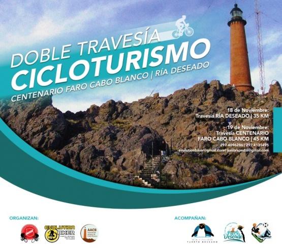 Nueva fecha para la doble travesía Ría Deseado-Cabo Blanco