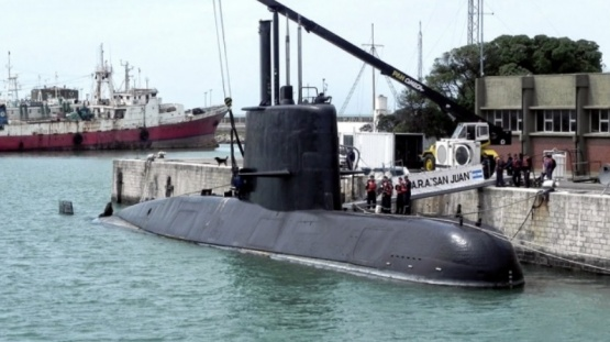 Un avión de la NASA se sumó a la búsqueda del submarino