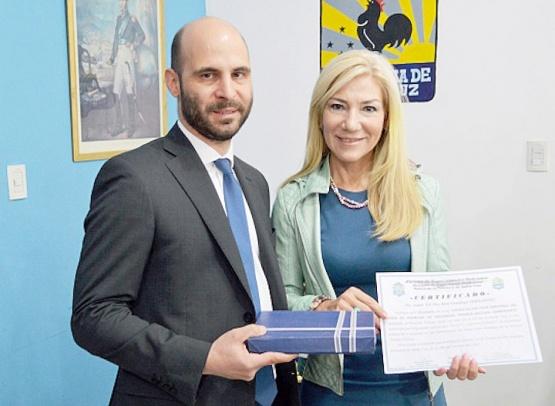 Comisión prestó acuerdo a designación de Reneé Fernández