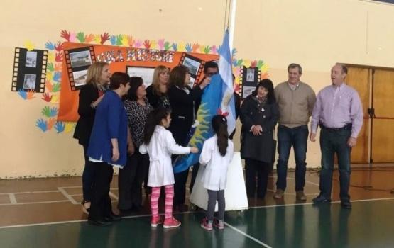 La Escuela N°10 festejó sus 58 años con ex alumnos de la institución