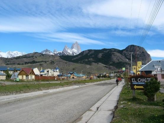 El hecho sucedió en la localidad cordillerana de El Chaltén.