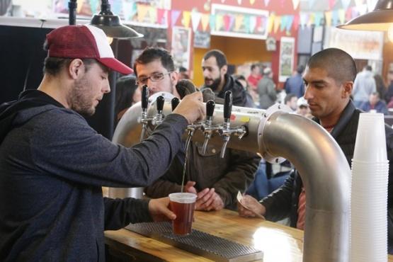 Finaliza hoy la 3° edición de #FReSCA con más de 12 puestos cerveceros