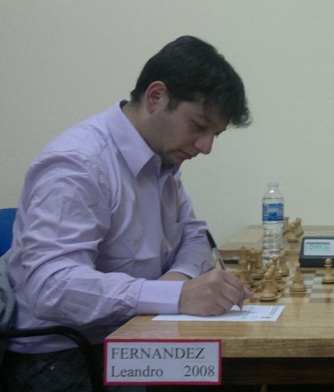 Gran arranque de Fernández en la Final del Argentino Amateur