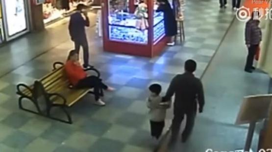 Encontró a su hijo en un shopping nueve meses después de que fuera secuestrado