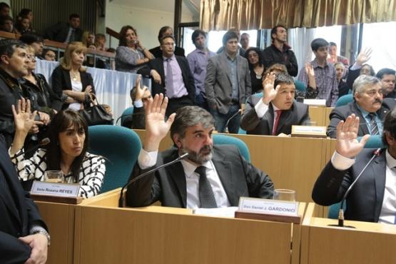 Con un fondo especial pretenden financiar a municipios para crear la Carta Orgánica