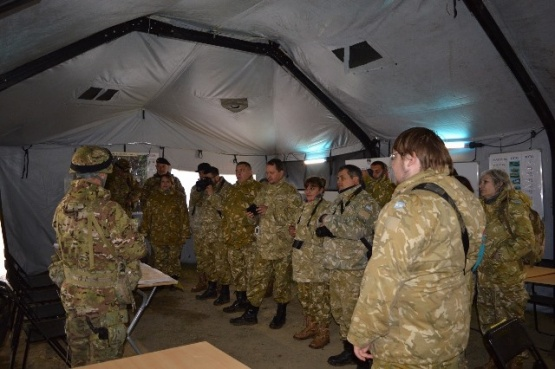 Un día pleno de experiencias en el Campo de Instrucción Militar