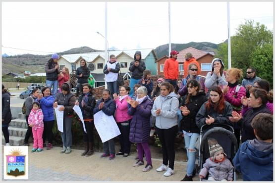 Marcha por el Día Mundial para la Prevención del abuso contra niños y adolescentes