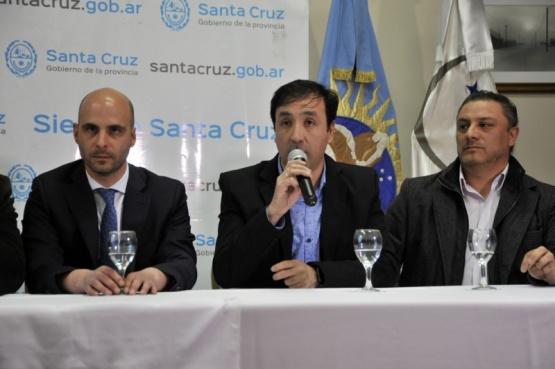Anunciaron diez obras por 34 millones de pesos del fondo soja