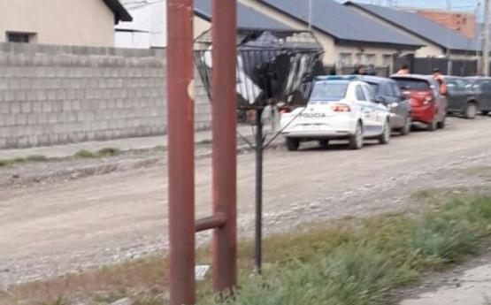 Dos autos quedaron secuestrados tras el operativo.
