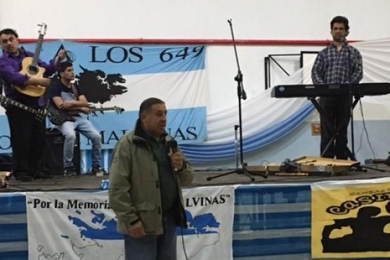 "Festival ""Por la Memoria y la Vida, Malvinas"""