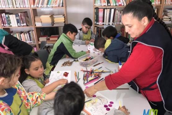 Varias actividades por el Vigésimo Segundo Aniversario de la Biblioteca Sheg Ienú